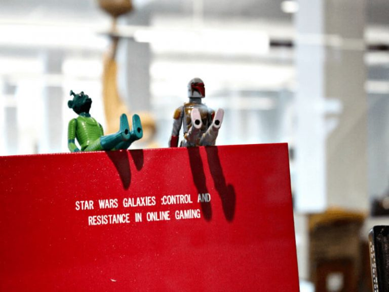 Photo thumbnail for the story: Come Stare at Star Wars Memorabilia from the past 40 Years