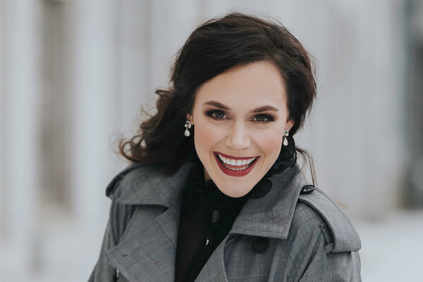 Photo for the news post: SEO Announces Tessa Virtue as the Guest Speaker at SOAR 2020