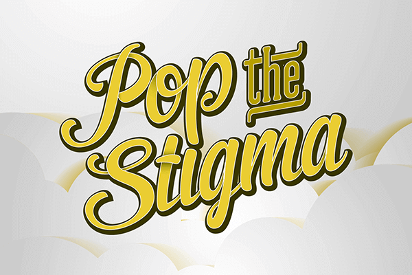 Photo for the news post: Pop the Stigma – Mental Health Awareness Month