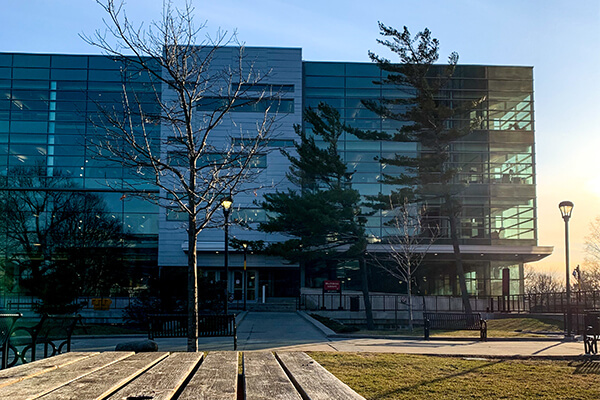 Photo for the news post: Support from Carleton University's Sexual Assault Support Centre