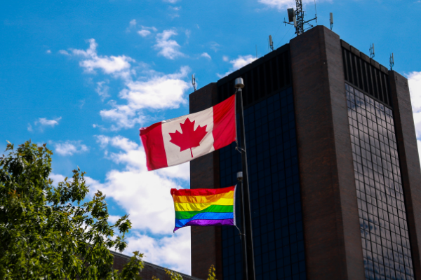 Photo for the news post: Celebrating Pride Month